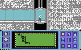 Impossible Mission C64