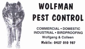 Wolfman Pest Control Click